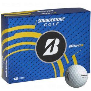 Bridgestone 2014 B330 Tour Golf Balls DOZEN – White-B330-S