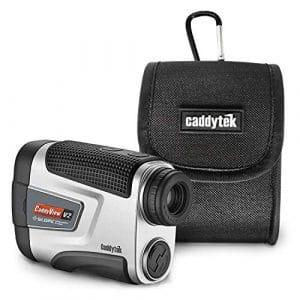 Caddytek Golf Laser Télémètre 5-800yd grossissement 6X V2+Slope