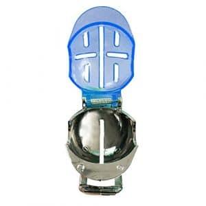 SODIAL Ligne de balle de golf Marqueur de ligne Marque d'alignement de dessin de modele Bleu