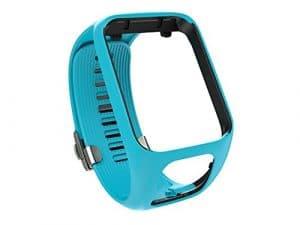 TomTom – Bracelet pour Montre TomTom GOLFER 2 – Taille Large – Bleu