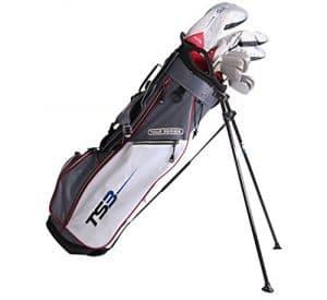 US Kids Kit de golf Tour Raquette Series TS, graphite, 10pièces, sans Bag, modèle 2018, 60″ (152-160cm)