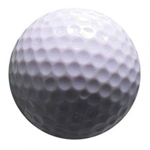 uzinb Balles de Golf en Plein air Sport Practice Balles de Golf Balles de Pratique de Golf