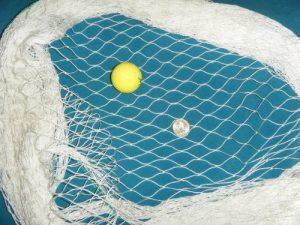 400'X12' Golf Filet, Impact, Butée arrière, hockey, barrière, Sports, la Crosse, football, hockey, filets de pêche