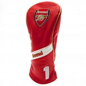 Arsenal FCCouvre-fer Heritage pour driver
