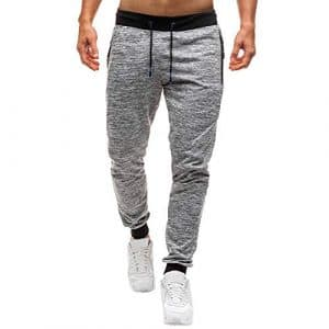 CIELLTE Pantalons Pantalons Homme de Sport avec Poche Classique Pantalon de Travail Militaire Trousers Sarouel Loisir Chic Mode
