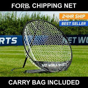 FORB Filet de Chip pour l'Entraînement de Golf [Net World Sports]