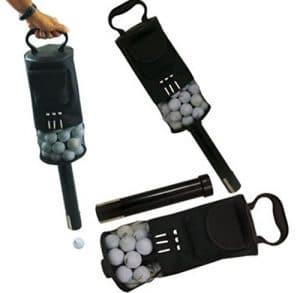 Portable Sac de Golf Cormoran Pratique Pocket Tees Pick Up 75–80Balles étui de Rangement par Shopidea