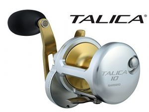 Shimano Talica TAC10 Single Speed Reel – Right-Handed by Shimano