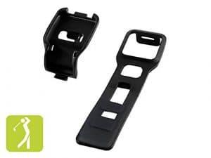 Tomtom – 9RGO.001.00 Kit de Fixation pour Caddie de Golf Noir (Produit Import)