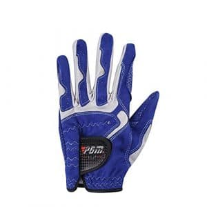 Biback Golf Gloves Men's Left Gloves Soft Breathable with Non-Slip Granules Gloves