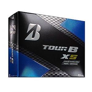 Bridgestone Tour B XS Balles de Golf – 6 Dozen