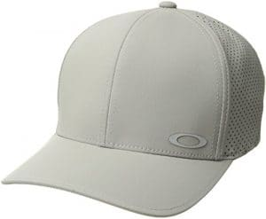 Oakley Aero Perf Hat Casquette Lifestyle Homme, Stone Gray, FR : L (Taille Fabricant : L/XL)