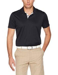 Oakley Divisonallo Polo Homme, Blackout, FR : M (Taille Fabricant : M)