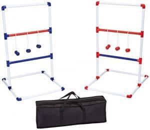AmazonBasics Spin ladder avec housse de transport souple