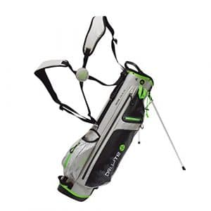 BIG MAX Dri Lite 7 Standbag -Silver/Black/Lime