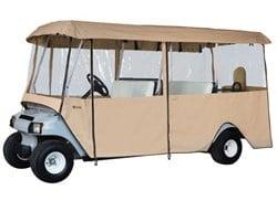 Deluxe Universel Golf Cart boîtier pour 6Chariots de Passager