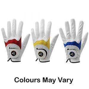 Dunlop Tour à toutes les intempéries Junior pour enfant Gant de golf main gauche élastique poignet moyen blanc