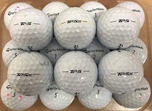 Inconnu Taylormade TP5/TP5X Lot de 24 balles de Golf de Golf Grade A Grade B