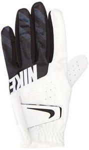 Nike – GG0523 – Gant de golf – Homme – Multicolore (Blanc/Noir/Noir) – S