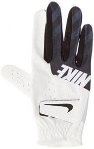 Nike Sport Gant de Golf (Standard/Droite) Homme, White Black, S