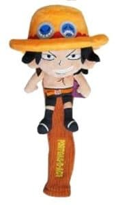 ONE PIECE PORTGAS D ACE 280 cc Fairway Wood Headcover [JAPAN] (japan import)