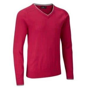 Stuburt Pull – Homme – Rouge –