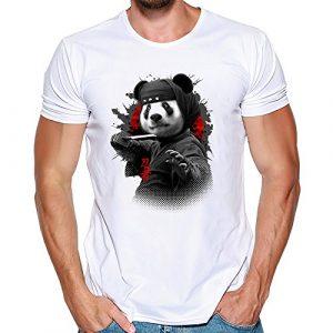 Amlaiworld T-Shirt Hommes – Été Imprimé Chemise à Manches Courtes Humour Couple Sport Blouse Fashion Original Tees
