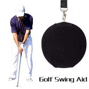 AOTUO entraînement de Golf Portable balançoire entraîneur Pratique de la Formation Posture de Golf entraîneur de Swing Aide à la Formation Assist Assist Assist