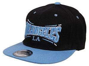 Midi Shopping – Casquette Snapback Pas Cher Cap Hat Flatbrim «Los Angeles» CAP 18LA
