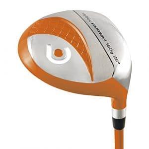 Mkids Unisexe Droit Terrain de Golf Clubs-Orange, 49-inch/125 cm, 49-inch