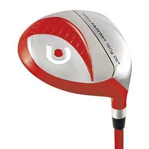 Mkids Unisexe Gauche Terrain de Golf Clubs-Red, 53-inch/135 cm, 53-inch