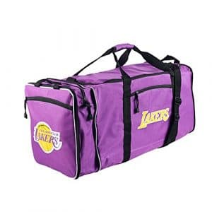 Northwest NBA Los Angeles Lakers Extended Sac de Voyage, Taille Unique, Violet