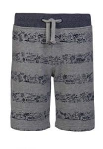 Protest EMILLIO JR Shorts Dark Grey Melee 128