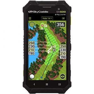 SkyCaddie Montre de Golf GPS Linx GT Golf 2018