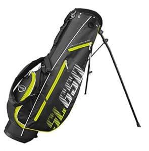 SL650 Masters Golf 6.5 Pouce Support Sac – Noir/Citron Vert
