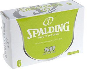 Spalding plusieurs Balles de golf, 12Pack, SD – Soft Distance