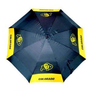 Team Golf NCAA Parapluie de golf, 25769, Colorado Buffaloes