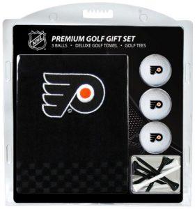 Team Golf NHL Philadelphia Flyers Serviette Brodée Ensemble cadeau