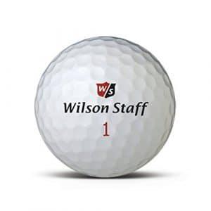 Wilson Staff DX2Soft–individuellement Imprimé avec votre texte image ou Logo, 48 Stk