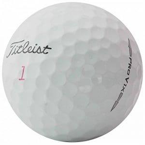 LBC de Sports 300Titleist Pro V 1x Balles de golf–AAAA-AAA–Lake Balls–Blanc–Balles de golf