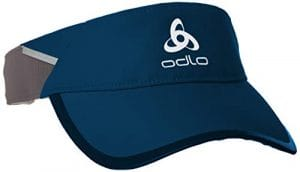 Odlo Fast&Light Visière Homme, Bluecoral, FR : S (Taille Fabricant : S/M)
