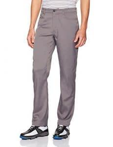 PGA TOUR Homme PVBS70L6 Pantalon de Golf – Gris – 42W x 32L