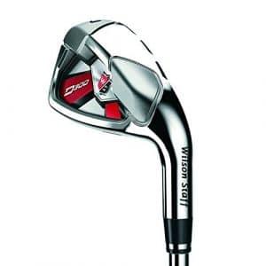 Wilson Golf WGR163450R Fer de Golf Homme, Argent, Taille Unique