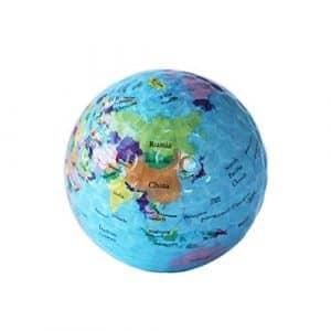HATCHMATIC Carte Balles de Golf drles PRACT Balles de Golf pour Enfants Hommes Femme Nol Cadeau d'anniversaire: Bleu, ÉTats-Unis