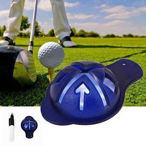 HATCHMATIC Orts Golf Ball Liner Dessin Maker Outil d'alignement avec des Outils Pen