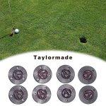 Maliyaw Golf Putter Poids Vis de Remplacement Vis Sport Accessoires pour bâton de Golf Compatible avec la Collection TP Taylormade 5g 10g 15g 20g