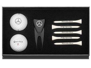 Mercedes Benz, kit de golf Noir/blanc TaylorMade