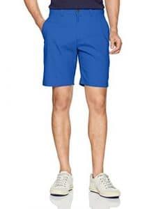 PGA TOUR Homme Pantalon de Golf – Bleu –