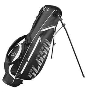 SL650 Masters Golf 6.5 Pouce Support Sac – Noir/Blanc