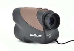Vision King Télémètre 6x 25Laser entfernungsmesser pour chasse Golf télescopique 900M & 1000Yards